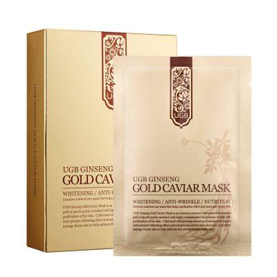Ginseng Gold Caviar Mask