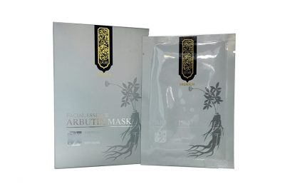 Facial Essence Arbutin Mask