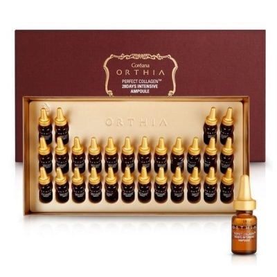 ORTHIA PERFECT collagen 28days intensive ampoule