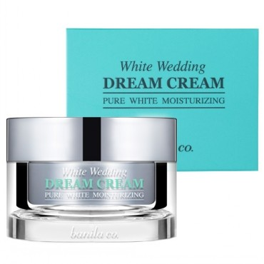 White Wedding Dream Cream