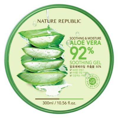 Soothing and Moisture Aloe Vera 92% Soothing Gel