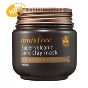 Super Jeju Volcanic Pore Clay Mask