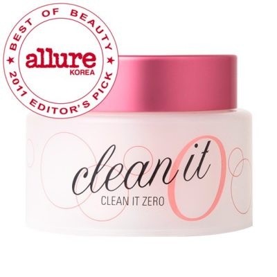 Clean it Zero Make Up Remover Cream