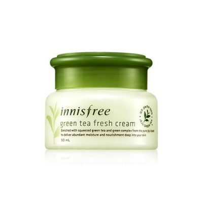 Green Tea Fresh Cream