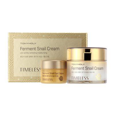 TONYMOLY ~ Ferment Snail Cream Set