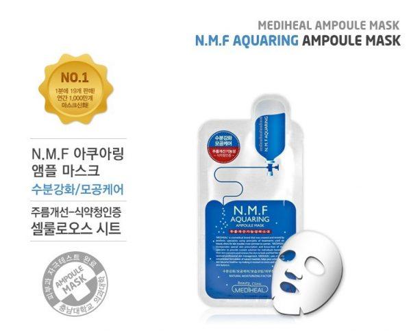 N.M.F Aquaring Ampoule Mask-481
