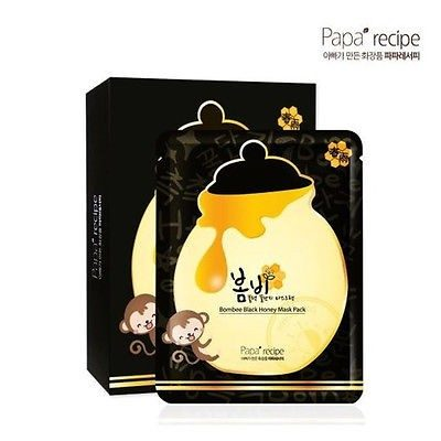 Bombee Black Honey Mask