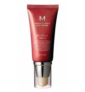 M Perfect Cover BB Cream SPF42/PA++-0