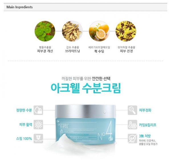 Aqua Clinity Cream-618
