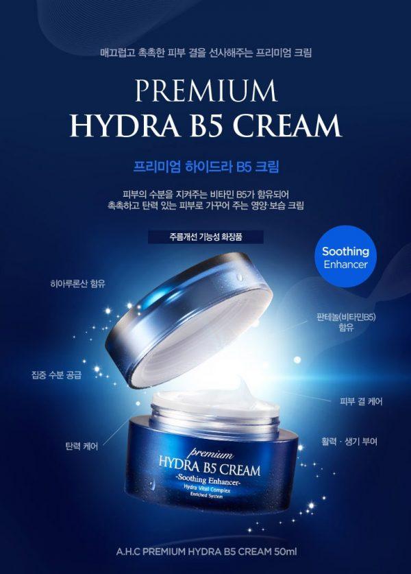 Premium hydra b5 cream-608