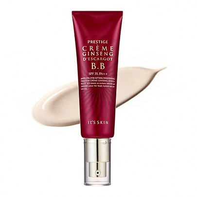 PRESTIGE Crème Ginseng D'escargot BB Cream