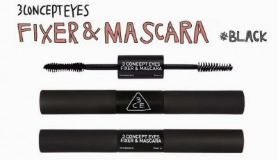 Fixer & Mascara-0