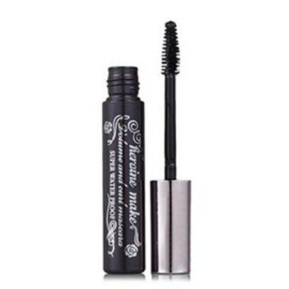 Volume & Curl Mascara Super Waterproof (Deep Black)-927