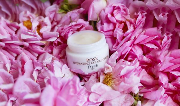 Rose Hydrating eye gel cream-0