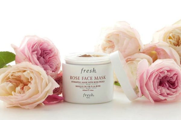ROSE FACE MASK-0