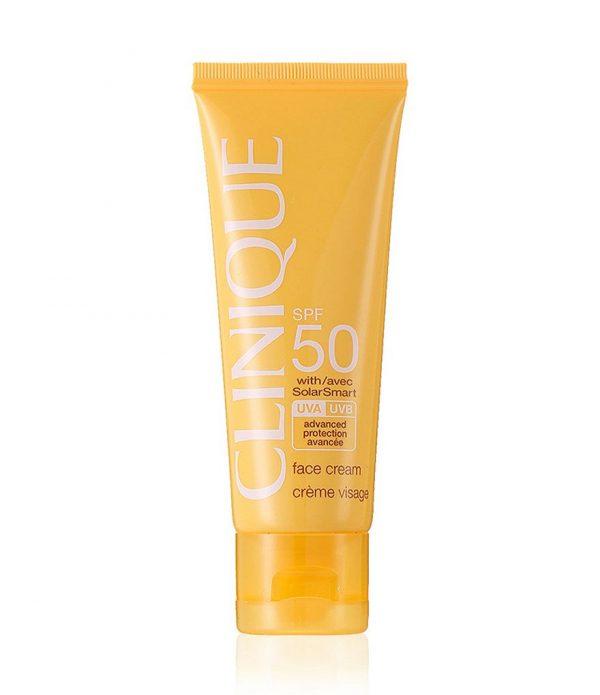 Clinique Sun Broad Spectrum SPF 50 Sunscreen Face Cream-0