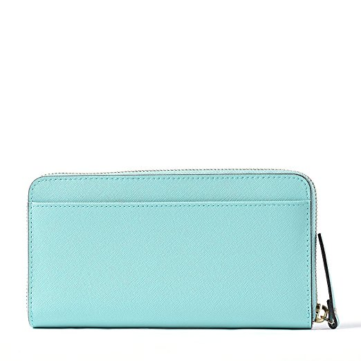 Kate Spade Newbury Lane Neda Leather Wallet-1302