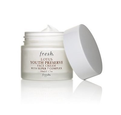Lotus Youth Preserve Face Cream with Super 7 Complex