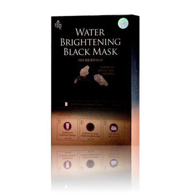 Water Brightening Black Mask