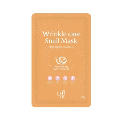 Dong An Wrinkle Care Snail Mask