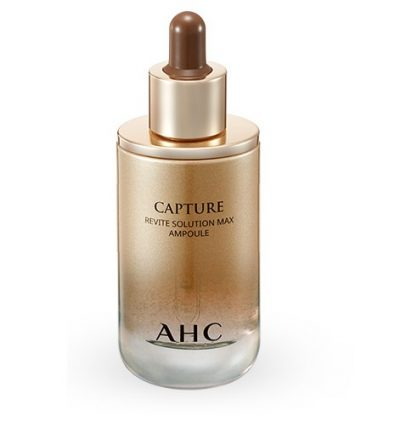Capture Revite Solution Max Ampoule